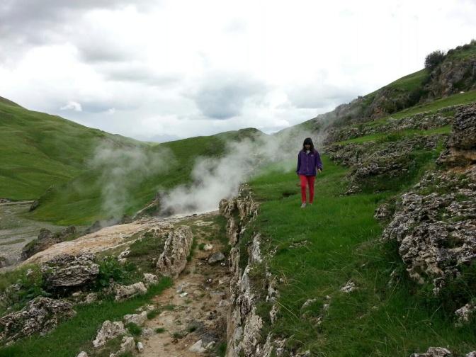 western sichuan hot springs