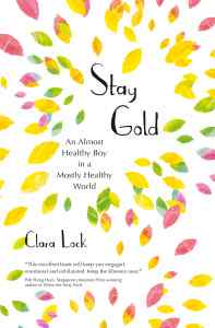 Stay Gold Clara Lock